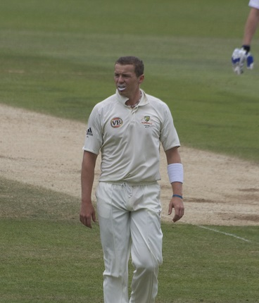 Peter is established as one of the leading fast bowlers in the world and a leading Australian cricketer of his generation.